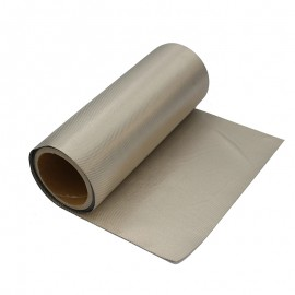 Diamond Shape RFID Blocking Copper Nickel Fabric